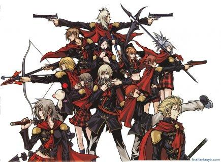 Nuevas noticias de Final Fantasy (Final Fantasy Type-0 y XIII-2) Ff-type-0